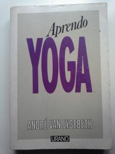 """Una de clásicos: André Van Lysebeth """"AprendoYoga"""""""